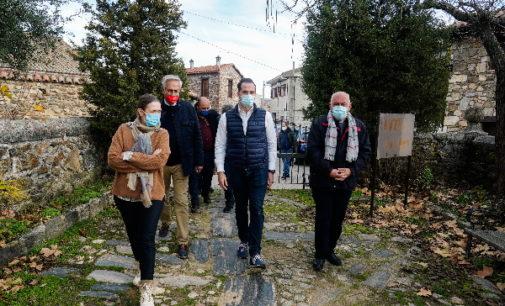 """Aguado llama a convertir el turismo rural en """"seña de identidad"""" de la Comunidad de Madrid"""