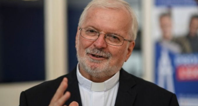 Aldo Giordano es el nuevo nuncio ante la Unión Europea