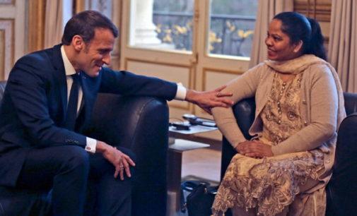 Alfa y Omega entrevista a Asia Bibi en Francia: «Gracias a todos. Haced algo por los demás perseguidos»