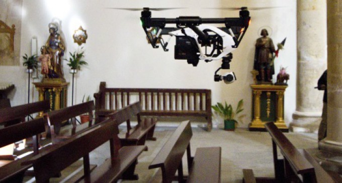 Finalizan los trabajos de restauración de la Iglesia Parroquial de Algete