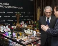 Las empresas alimentarias madrileñas se afianzan en las grandes superficies comerciales