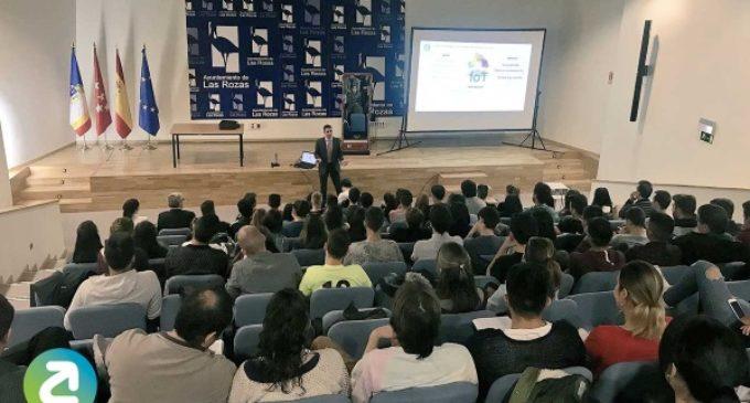 Altim muestra las ventajas del IoT en la XVII Semana de la Ciencia Madrid 2017