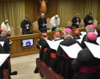 Andrea Tornielli: «Decisión histórica fruto de la cumbre de febrero»