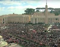 El Papa en el Ángelus recuerda su viaje apostólico a México