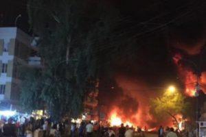 Angelus 3.7.2016. atentado en Bagdad