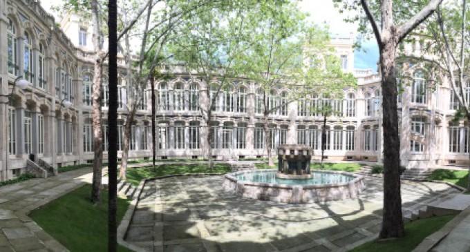 Amplio programa de actividades en el homenaje de la Comunidad de Madrid al arquitecto Antonio Palacios