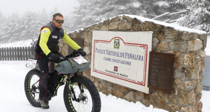 La Comunidad de Madrid viaja a Alaska de la mano del aventurero Antonio de la Rosa