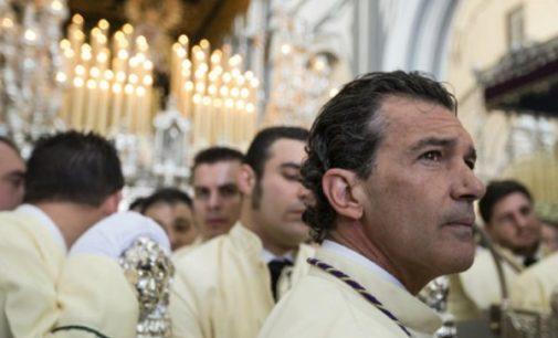 Antonio Banderas: «La Semana Santa me ha hecho acercarme a la Iglesia de nuevo»