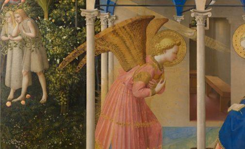 La Anunciación de Fra Angelico