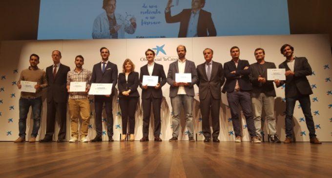Engracia Hidalgo preside la entrega de los 'Premios Emprendedor XXI'