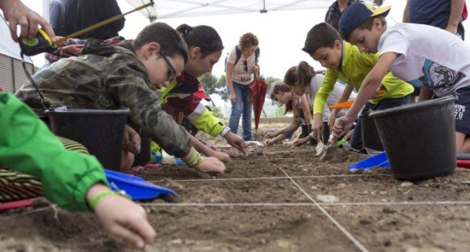 Los madrileños más pequeños tienen la oportunidad de convertirse en 'Arqueólogos por un día'