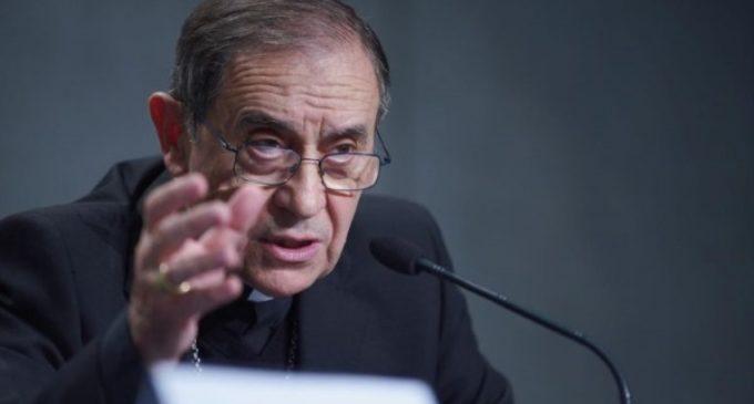 Monseñor Arrieta: «La ley del secreto pontificio está un poco pasada»