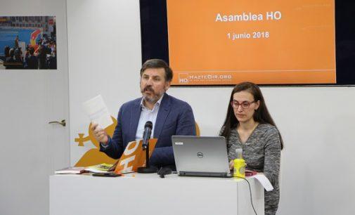 Ignacio Arsuaga, reelegido presidente de «Hazte oir.org» en la Asamblea Nacional de socios de esta entidad cívica