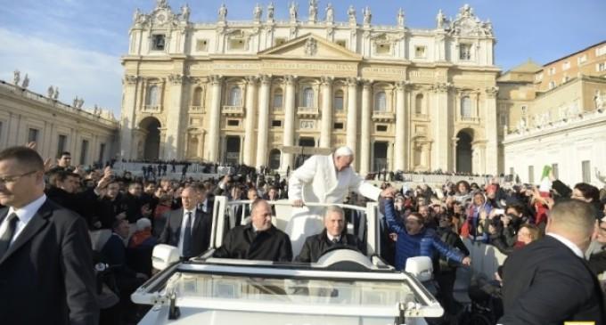 Audiencia General General del Papa el 16 de diciembre: «La salvación no se paga»