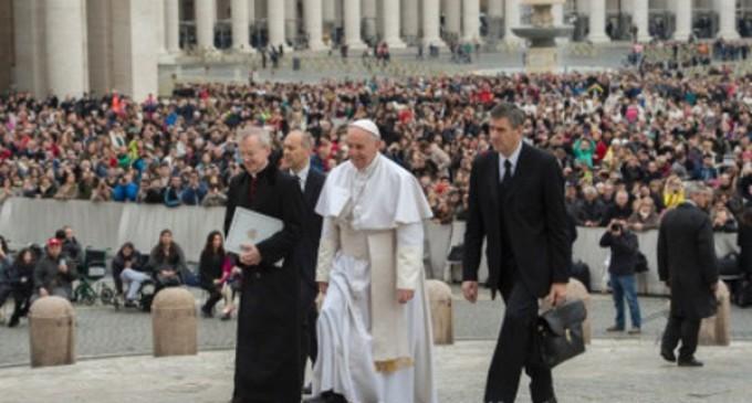 La catequesis del Papa en la Audiencia General: Dios hace justicia con su misericordia