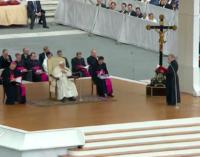 """El Papa: """"Jesús es el instrumento concreto de la misericordia del Padre"""""""
