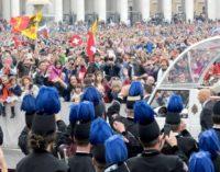 Unos 4 millones de fieles estuvieron en el 2016 con el Papa en el Vaticano
