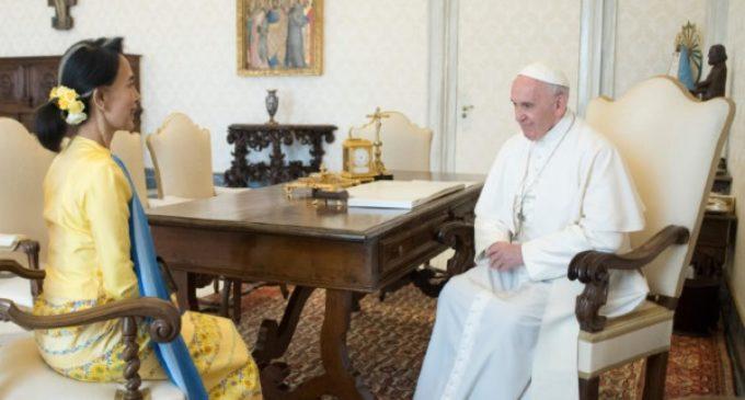Birmania y Bangladés: posible viaje del Papa en noviembre 2017