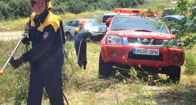 Cerca de 40 municipios contarán este verano con autobombas ligeras para el pronto ataque contra incendios forestales