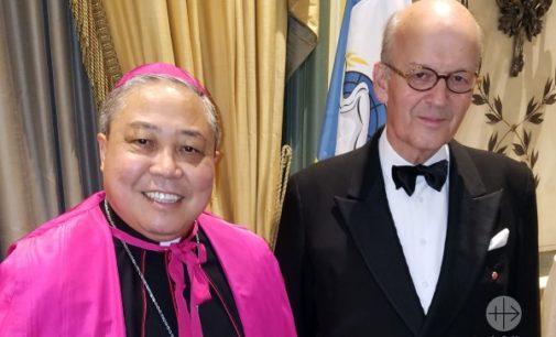 Ayuda a la Iglesia Necesitada, premiada por la misión de la Santa Sede en la ONU