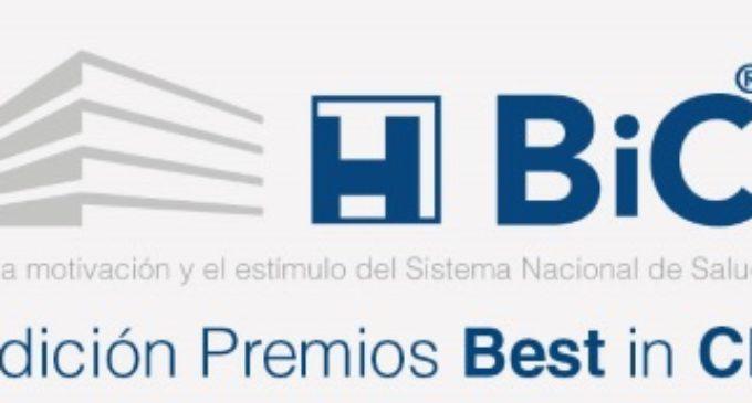 Nueve hospitales de la Comunidad de Madrid premiados en la XI edición de los Best In Class