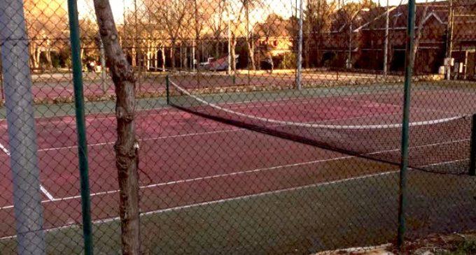 El PSOE denuncia el mal estado de las instlaciones deportivas al aire libre de Majadahonda