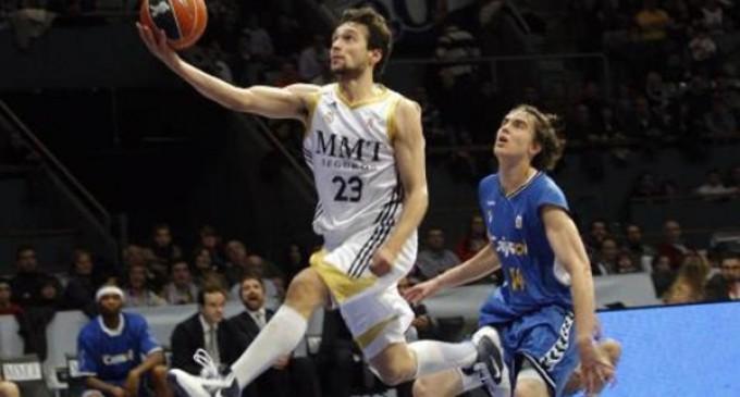 Comienzan los preparativos de la Final Four de la Euroliga de Baloncesto 2015 en Madrid