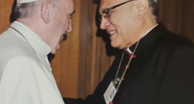 Monseñor Porras Cardozo, futuro cardenal en Venezuela: 'No es un premio personal'