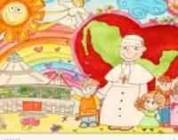 """Reportaje: """"Papa Francisco, te doy un dibujo"""""""