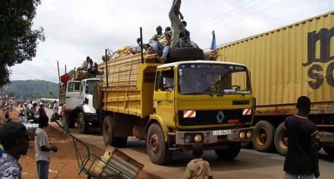 Centroáfrica: eliminan las tiendas de campaña que impresionaron al Papa