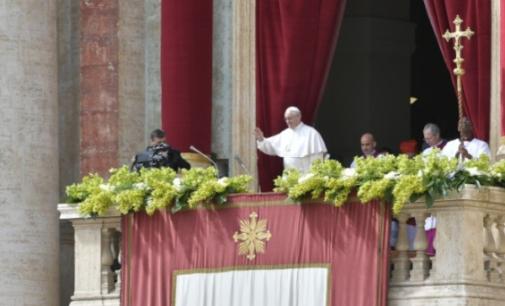 Pascua: La oración del Papa Francisco por los países en conflicto