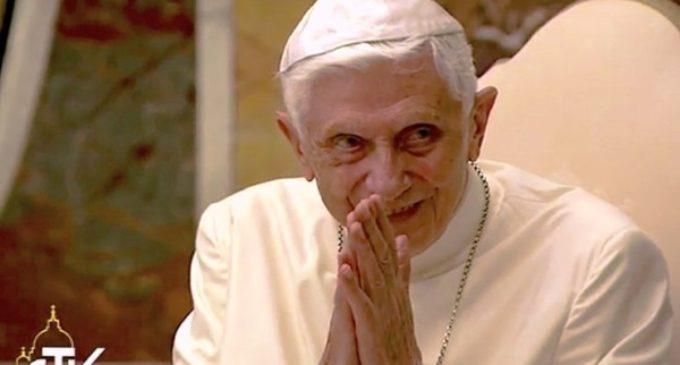 Evento literario en Roma por los 90 años de Benedicto XVI