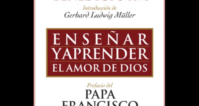 Francisco asegura que Benedicto XVI 'personifica la santidad'