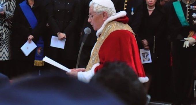'Mi respeto y obediencia incondicional': la herencia de Benedicto XVI
