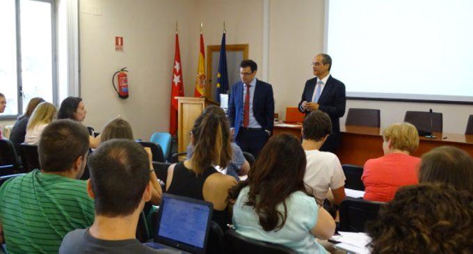 Los profesores que estrenarán el bilingüismo en FP el próximo curso reciben formación en inglés