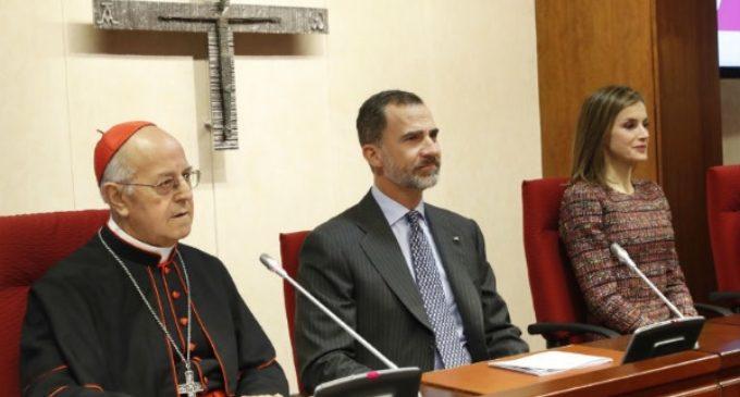 El presidente de la Conferencia Episcopal defiende el «restablecimiento» del «orden constitucional»