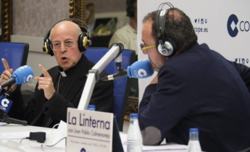 Cardenal Ricardo Blázquez: «Llamar muerte digna a la eutanasia es un eufemismo»