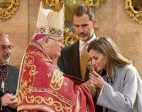 Broche real al Año Jubilar de Caravaca de la Cruz