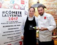 """""""Cómete Las Ventas"""" vuelve al coso taurino para dar a conocer los alimentos del campo madrileño"""