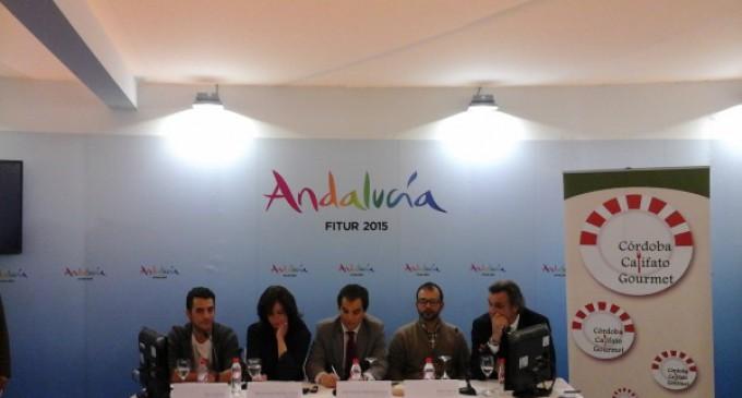 Córdoba Califato Gourmet 2015, presentado en FITUR, se celebrará el 28 y 29 de septiembre