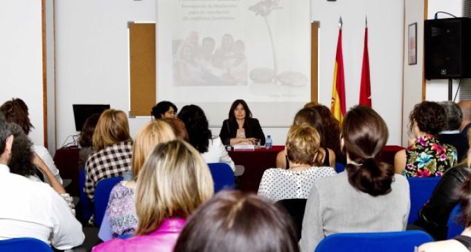 El Servicio de Mediación de los CAEF cada vez más demandado por las familias para resolver conflictos
