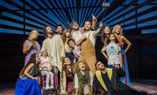 Calendario Solidario 2020 de 33 El Musical y la Fundación Aladina