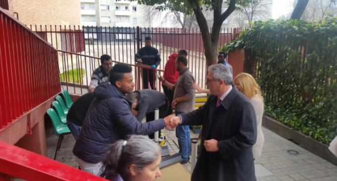 El ejecutivo madrileño impulsa medidas para reducir el número de personas sin hogar que están en la calle