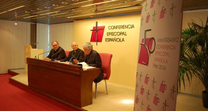 """Los obispos españoles presentan el documento """"Jesucristo, salvador del hombre y esperanza del mundo"""""""