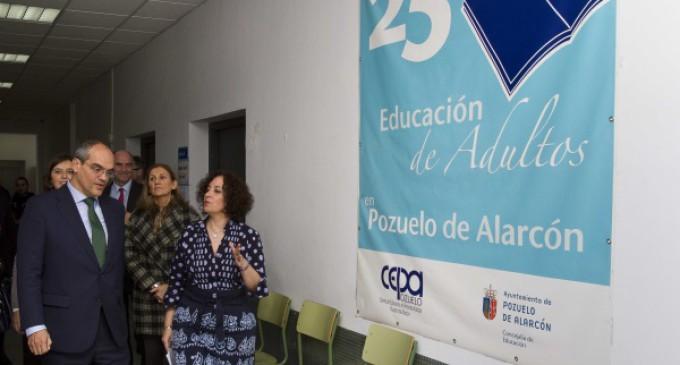 38.000 alumnos reciben formación en 69 Centros de Educación de Personas Adultas en la Comunidad de Madrid