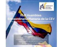Conferencia Episcopal Venezolana se reúne en Asamblea Extraordinaria Plenaria