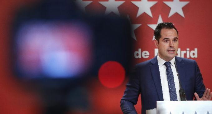 La Comunidad de Madrid aprueba las operaciones de endeudamiento para 2021 y que ascienden a 3.090 millones