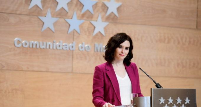 La Comunidad de Madrid incrementa en 5,8 millones el presupuesto para el servicio de Ayuda a Domicilio