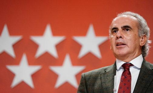 Madrid propone limitar las reuniones los días 24, 25 y 31 de diciembre y 1 y 6 de enero a un máximo de 10 personas