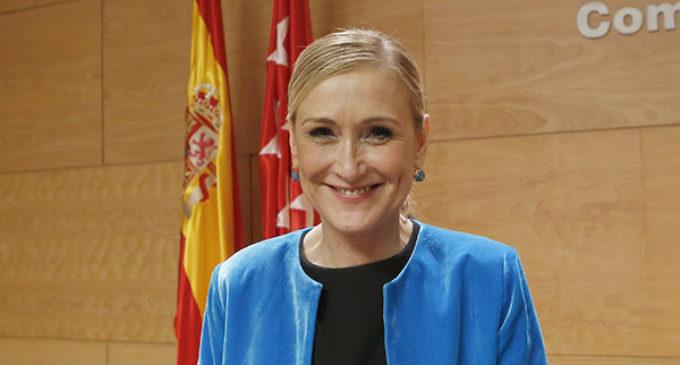 Cifuentes pide altura de miras a los líderes que obstaculizan la formación de Gobierno en España